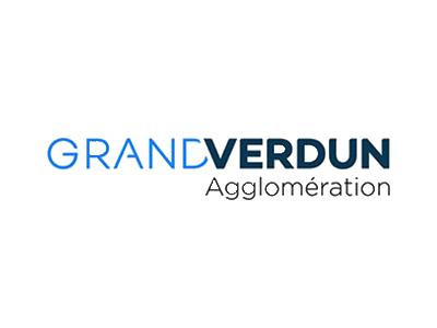 Logo of Agglomération Grand Verdun
